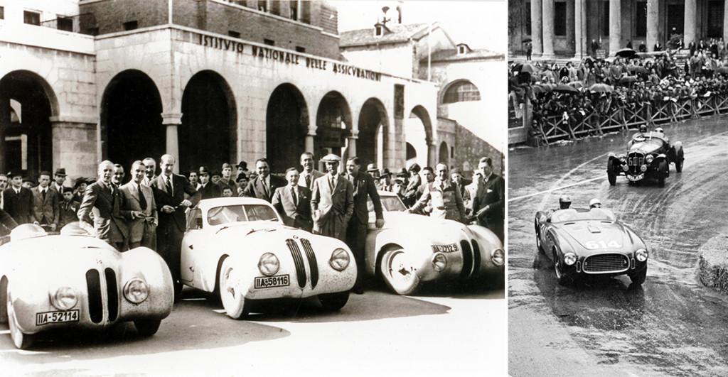 Mille Miglia1940-1952